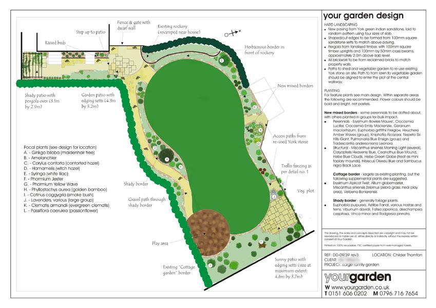Garden Design Wirral - Garden design